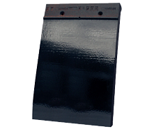 Купить Plain Tile Smooth Black Glazed в Москве