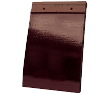 Купить Plain Tile Smooth Wine Red Glazed в Москве